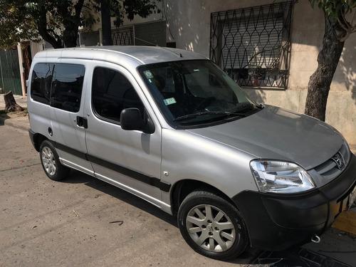 peugeot partner 1.4 furgon confort 2012