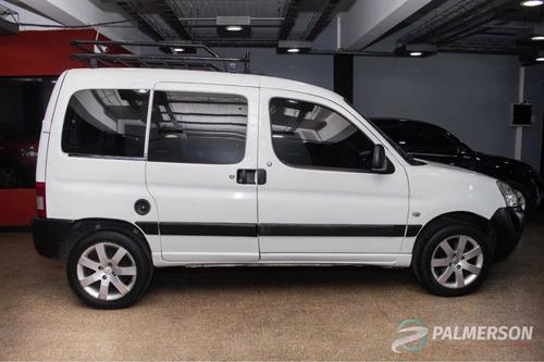 peugeot partner 1.4 furgon confort 2013