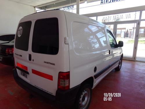 peugeot partner 1.4 furgon confort 2015