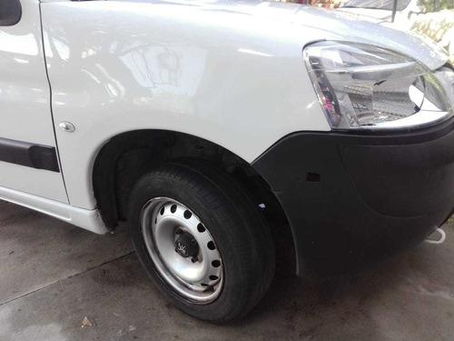 peugeot partner 1.4 furgon confort 2016