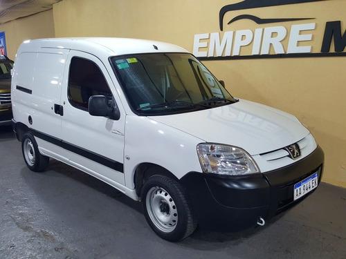peugeot partner 1.4 furgon confort 2017