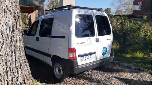 peugeot partner 1.4 furgon confort 5as 2017