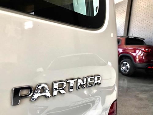 peugeot partner 1.4 furgon confort airbag 2011