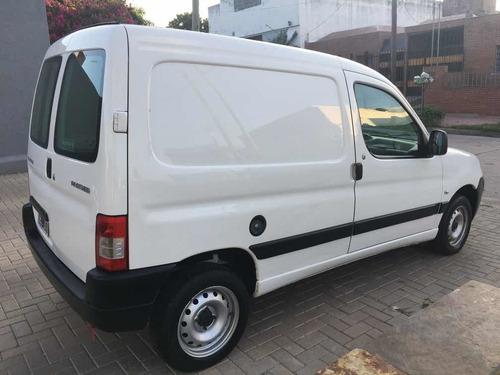 peugeot partner 1.4 furgon confort airbag 2014