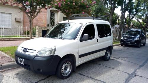 peugeot partner 1.4 furgon presence aa 2014