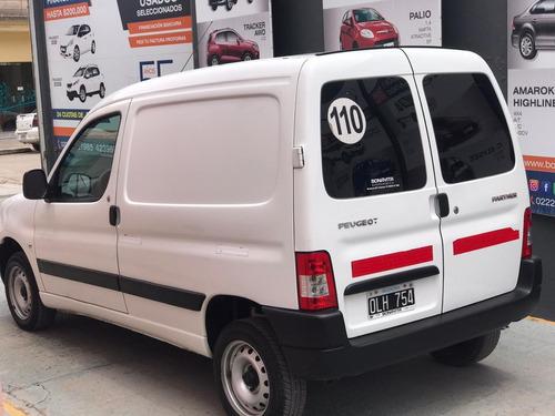 peugeot partner 1.4 furgon presence aa 2015