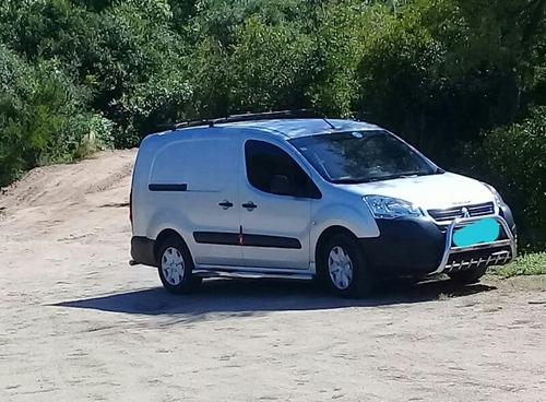 peugeot partner 1.6 b9 larga furgon 2018