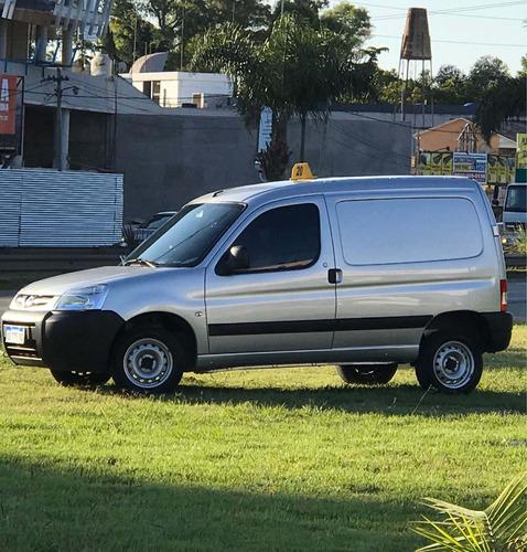 peugeot partner 1.6 furgon confort 2019