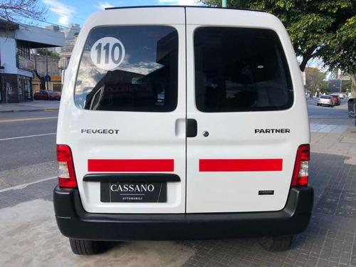 peugeot partner 1.6 furgon confort 5as 2018 cassano automobi