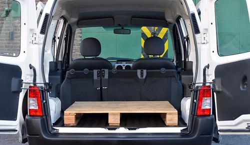 peugeot partner 1.6 furgon confort 5as nw