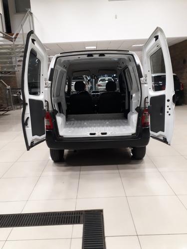peugeot partner 1.6 furgon confort hdi 2016
