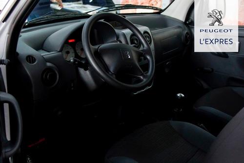 peugeot partner 1.6 furgon confort hdi 5 plazas (e)