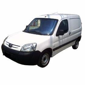 peugeot partner 1.6 furgon confort hdi