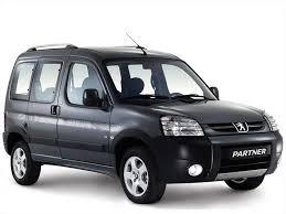 peugeot partner 1.6 furgon confort hdi  anticipo y cuotas