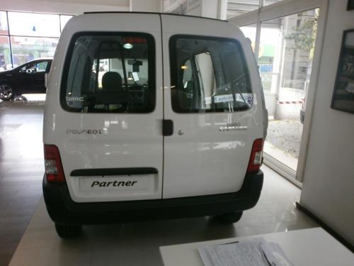 peugeot partner 1.6 furgón confort hdi - autoplan - darc