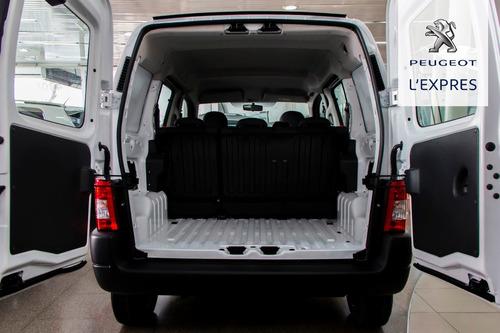 peugeot partner 1.6 furgon confort hdi (m)