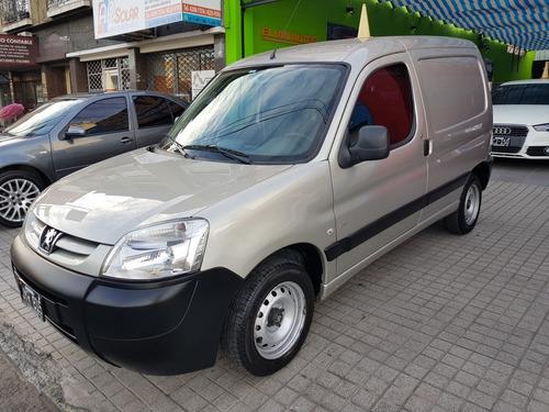 peugeot partner 1.6 hdi furgon confort 2011