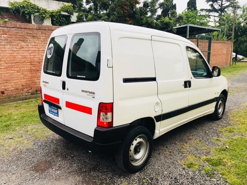 peugeot partner 1.6 hdi furgon confort 2011 blanca
