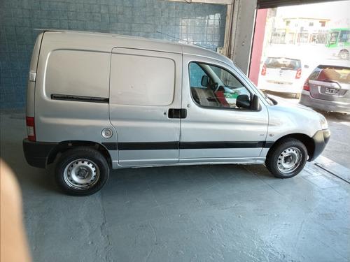 peugeot partner 1.6 hdi furgon confort 2012 permuto