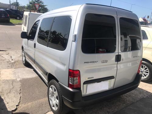 peugeot partner 1.6 hdi furgon confort 5as 2015