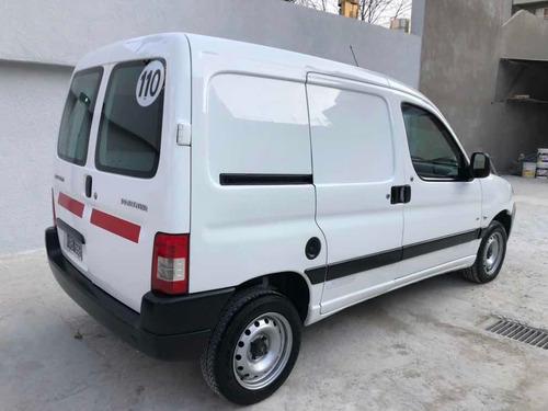 peugeot partner 1.6 hdi furgon confort airbag 2013