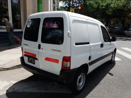 peugeot partner 1.6 hdi furgon presence plc 2010