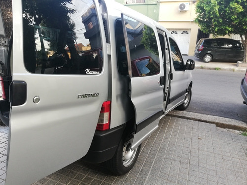 peugeot partner 1.6 hdi furgon presence plc 2011