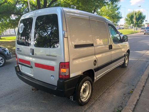 peugeot partner 1.6 hdi furgon presence plc 2012