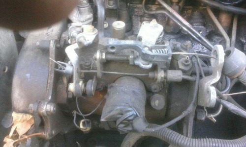 peugeot partner 1.9 diesel chocada 98restos 1998