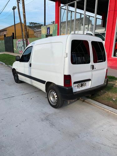 peugeot partner 1.9 diesel furgon 2008