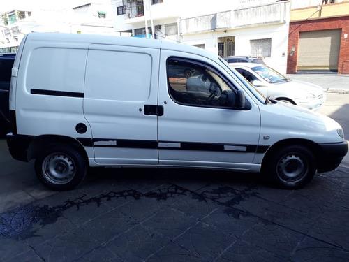 peugeot partner 1.9 furgon confort plc 2009