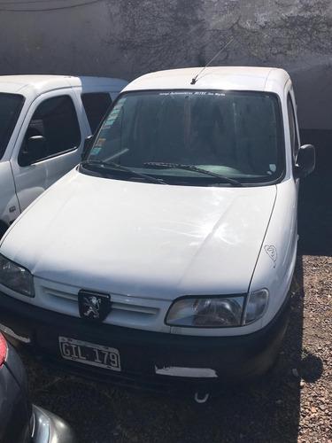 peugeot partner 1.9 furgon confort plc