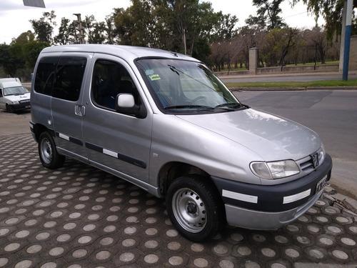 peugeot partner 1.9 furgon confort plc abcp 2009