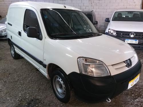 peugeot  partner  2012  1.4 furgon confort