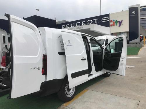 peugeot partner 5 puertas hdi maxi 2019 nueva
