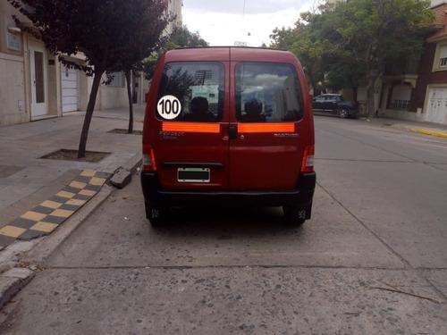 peugeot partner 50.000km 1.4 nueva!! 2013 contado o permuto