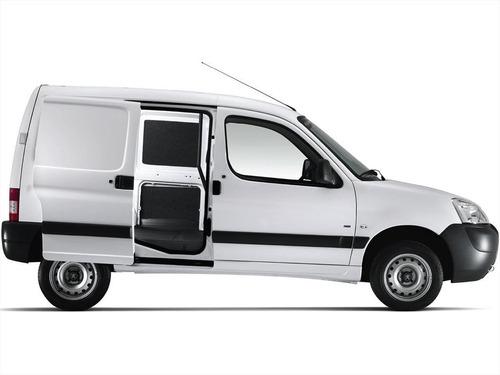 peugeot partner 5as. 1.6hdi confort manual 2019 0km.