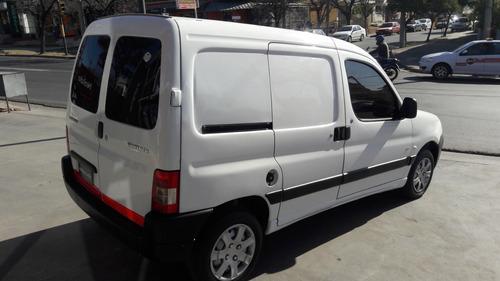 peugeot partner confort 1.6 hdi 2011 furgon