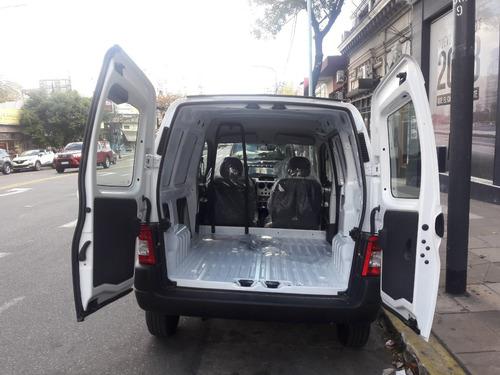 peugeot partner confort 1.6 hdi patentada sin rodar 0km