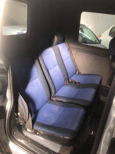 peugeot partner confort furgon vidriado con asientos