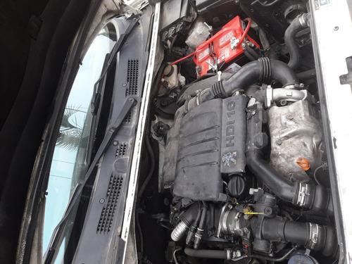 peugeot partner diésel 1.6 hdi estándar 4 cilindros a/c