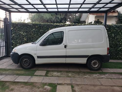 peugeot partner diesel motor 1.9 2007 blanco 03 puertas