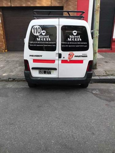 peugeot partner furgon 1.4 confort 2007