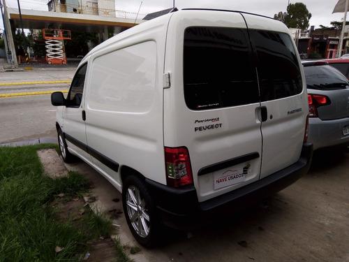 peugeot partner furgon 1.4 presence 2014