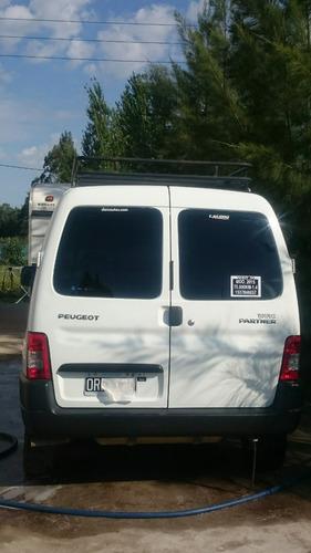peugeot partner furgon 1.4n con gnc presence