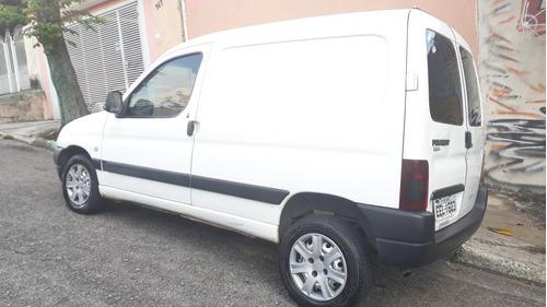 peugeot partner furgon 1.6 800kg 4p 2008