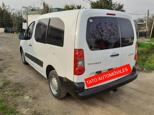 peugeot partner  furgon  1.6 full  airbag  abs