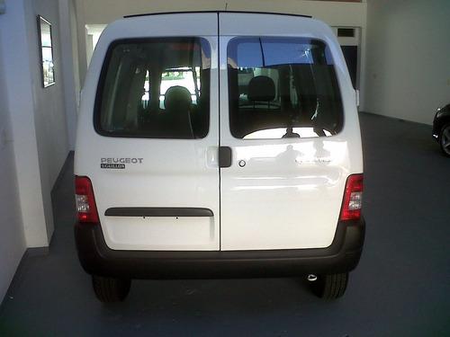peugeot partner furgon 1.6 hdi 0km 2017 $139.000 y cuotas