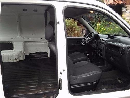 peugeot partner furgon 1.6 hdi comfort full impecable 1°dño