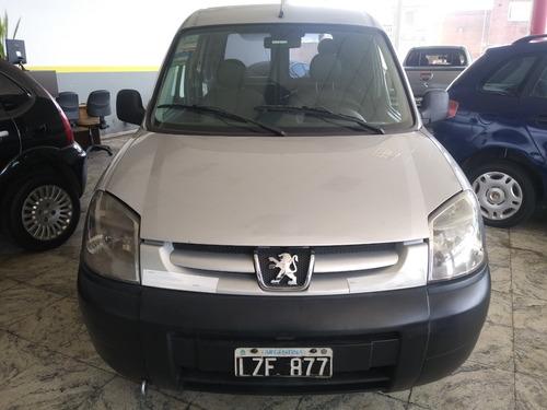 peugeot partner furgon 1.6 hdi plc 2012